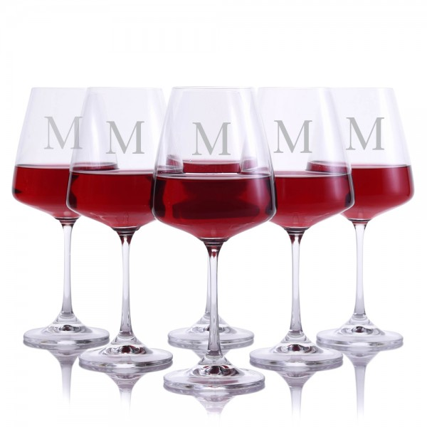 Cindy Red Wine Glass