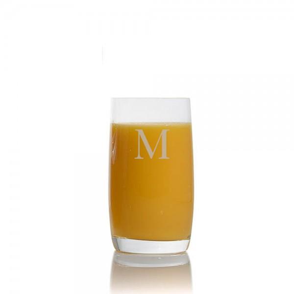 Custom Crystal Juice Glass 6pc. Set by Crystalize