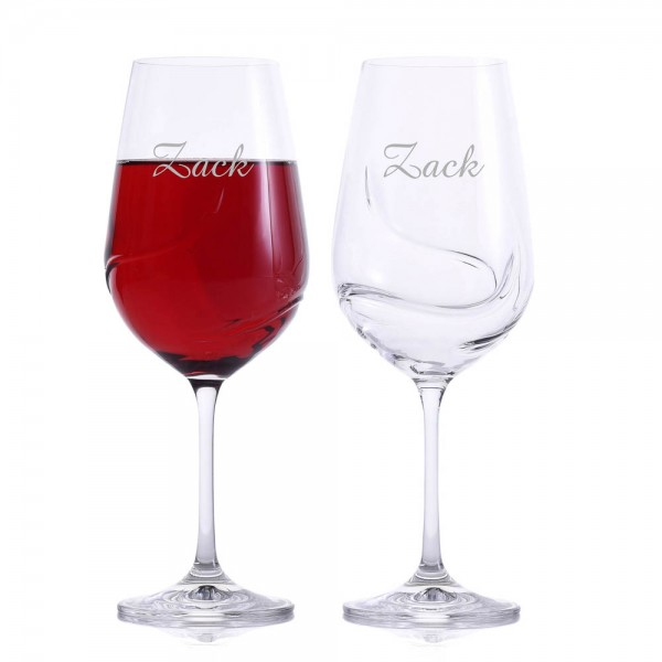 Crystalize Turbulence Red Wine Glass 18.6oz