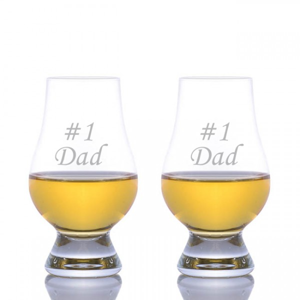 The Glencairn Nosing & Tasting Crystal Whiskey Glass-Father's Day