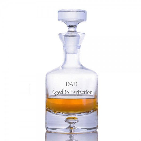 Ravenscroft Engraved Taylor Decanter