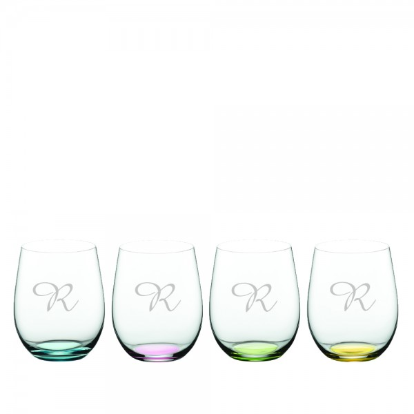 Personalized Crystal O Wine Tumbler Happy O Volume 1 By Riedel