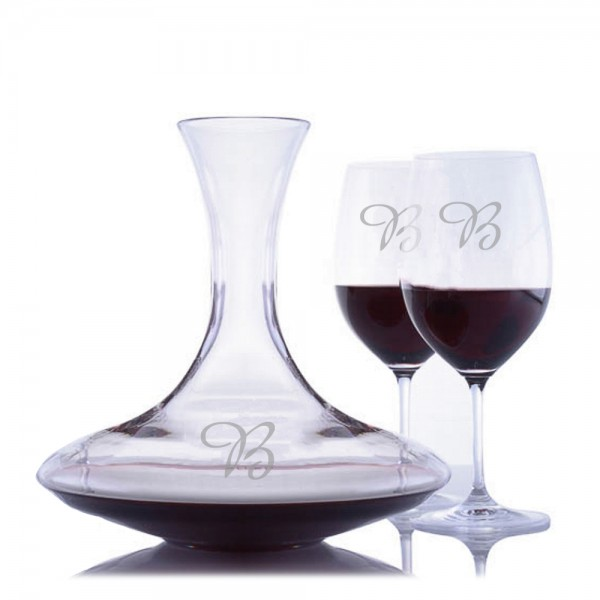 Ultra Magnum Wine Decanter 3pc Set by Riedel