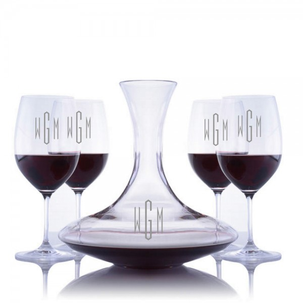 Ultra Magnum Wine Decanter 5pc Set by Riedel
