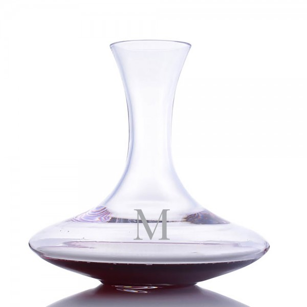 Engraved Riedel Ultra Magnum Decanter
