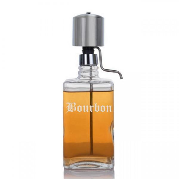 Liquor Dispenser Decanter-Bourbon