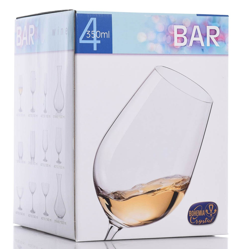 Crystalize White Wine Glass