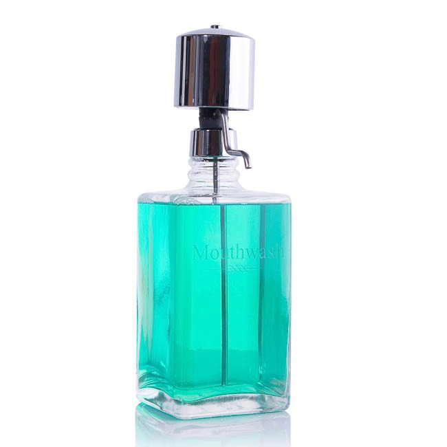 Mouth Wash Decanter 16