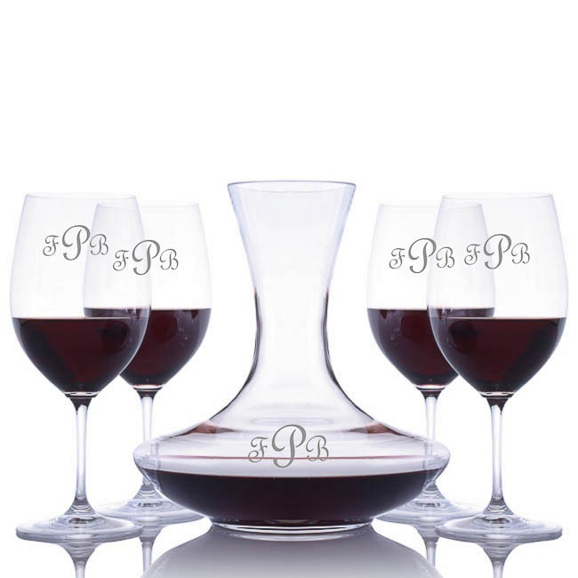 Waterford vintage red wine decanter set for What is wine decanter
